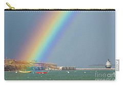 Rainbow At Spring Point Ledge Carry-all Pouch
