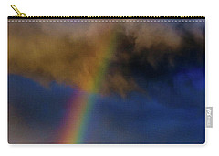 Rainbow During Sunset Carry-all Pouch