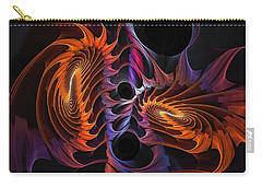 Rainbow Incursion Carry-all Pouch