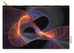 Rainbow Shimmer Carry-all Pouch