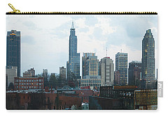 Raleigh Skyline Photo 16 X 20 Ratio Carry-all Pouch