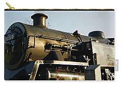 Ramsbottom. East Lancashire Railway. Locomotive 80080. Carry-all Pouch