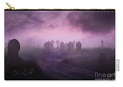 Rave In The Grave Carry-all Pouch