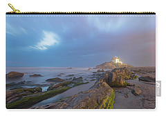 Carry-all Pouch featuring the photograph Ray Of Light by Bruno Rosa