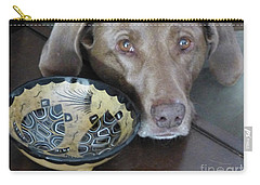Carry-all Pouch featuring the photograph Reba by Rosanne Licciardi