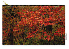 Red Oaks And Dogwoods Carry-all Pouch