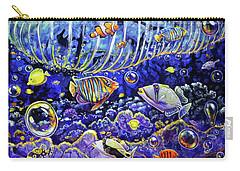 Reef Break Carry-all Pouch