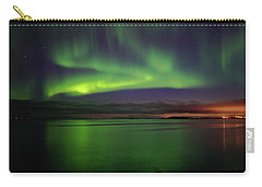 Reflected Aurora Carry-all Pouch
