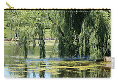 Reflections From Mother Willow Carry-all Pouch