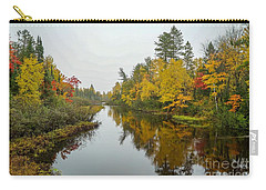 Reflections In Autumn Carry-all Pouch