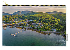 Carry-all Pouch featuring the photograph Regent Views by Michael Hughes