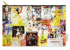 Remembering Broadway Carry-all Pouch