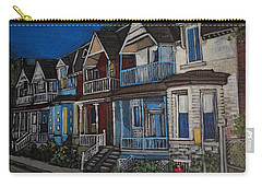Remembering May Avenue Carry-all Pouch