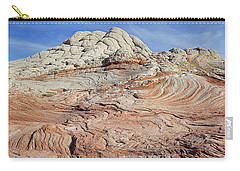Carry-all Pouch featuring the photograph Remnants Of A Distant Past by Theo O'Connor