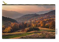 Rhodopean Landscape Carry-all Pouch