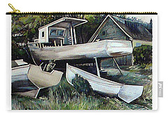 Richardson Boat Shop Carry-all Pouch