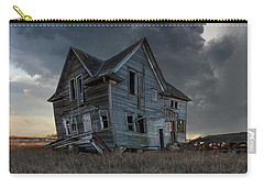 Carry-all Pouch featuring the photograph Right Where It Belongs by Aaron J Groen
