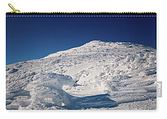 Rime And Snow, And Mountain Trolls. Carry-all Pouch