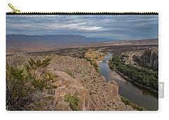 Rio Grande Overlook No. 1 Carry-all Pouch