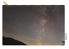 Carry-all Pouch featuring the photograph Risen by Russell Pugh