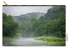 River Mist Carry-all Pouch
