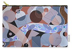 River Of Eyes Carry-all Pouch