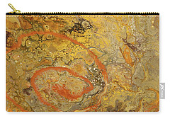 Riverbed Stone Carry-all Pouch