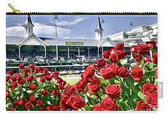 Road To The Roses Carry-all Pouch