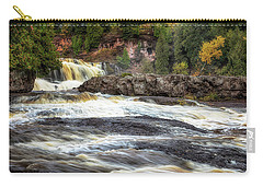 Roaring Gooseberry Falls Carry-all Pouch