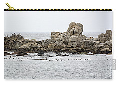 Rock Sculpture By Mother Nature Carry-all Pouch
