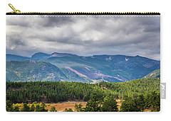 Rockies - Clouds Carry-all Pouch