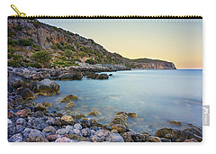 Rocky Coast Near Monemvasia Carry-all Pouch