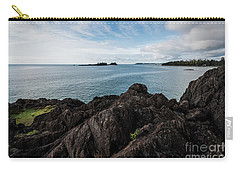 Rocky Coastline Carry-all Pouch