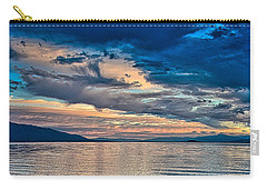 Rocky Lake Vista Carry-all Pouch