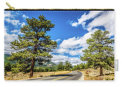 Rocky Mountain Highway Carry-all Pouch