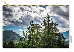 Rocky Mountain Pines Carry-all Pouch