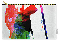 Rod Stewart Watercolor Carry-all Pouch