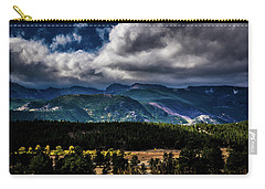 Rolling Rockies Carry-all Pouch