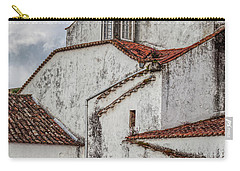 Rooftops Of Obidos Carry-all Pouch