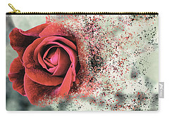 Rose Disbursement Carry-all Pouch