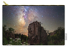 Carry-all Pouch featuring the photograph Royalty  by Aaron J Groen