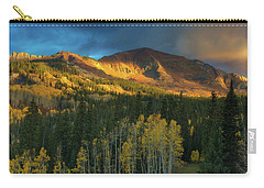 Ruby Range Sunrise Carry-all Pouch