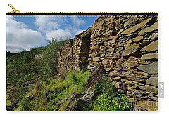 Ruins Of A Schist Cottage In Alentejo Carry-all Pouch
