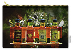 Carry-all Pouch featuring the photograph Rum Rum And More Rum by Ericamaxine Price