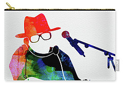 Run Dmc Watercolor Carry-all Pouch