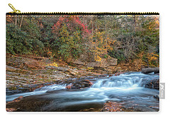 Carry-all Pouch featuring the photograph Rushed by Russell Pugh