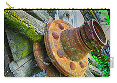 Rusted Hub Carry-all Pouch