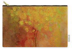 Carry-all Pouch featuring the painting Rustic Still Life by Valerie Anne Kelly