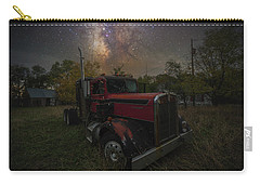 Carry-all Pouch featuring the photograph Rusty  by Aaron J Groen