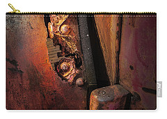 Rusty Hinge Carry-all Pouch